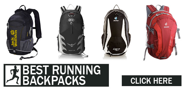 Best Running Rucksacks: Top five Picks in 2016